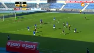 Liga (27.ª J): Resumo Belenenses 3-1 V. Guimarães