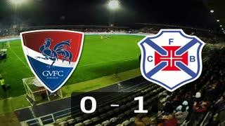 I Liga (26ªJ): Resumo Gil Vicente FC 0-1 Belenenses