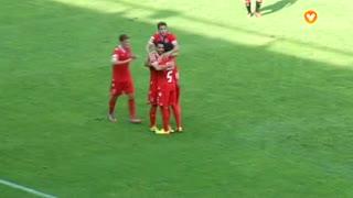 GOLO! Gil Vicente FC, João Vilela aos 31', Gil Vicente FC 1-0 SC Olhanense