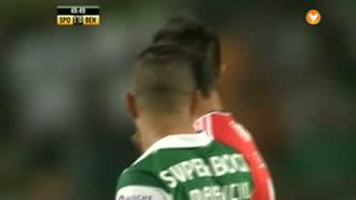 SL Benfica, Jogada, Cardozo aos 47'