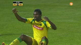 FC P.Ferreira, Jogada, Christian Irobiso aos 28'