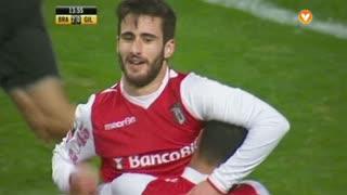 GOLO! SC Braga, Rafa aos 14', SC Braga 2-0 Gil Vicente FC