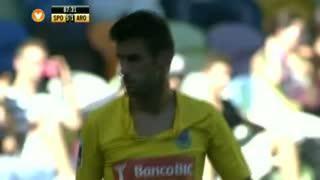 FC Arouca, Jogada, Roberto aos 88'