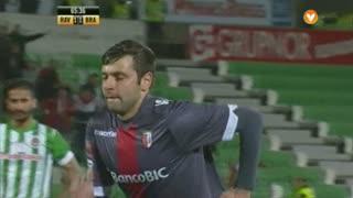 GOLO! SC Braga, Rusescu aos 65', Rio Ave FC 1-1 SC Braga