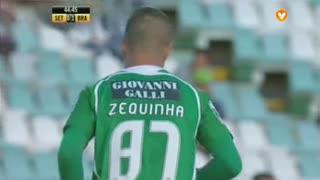 Vitória FC, Jogada, Zequinha aos 44'