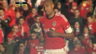 SL Benfica, Jogada, Luisão aos 25'