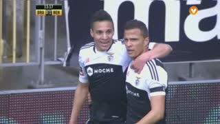 GOLO! SL Benfica, Lima aos 12', SC Braga 0-1 SL Benfica