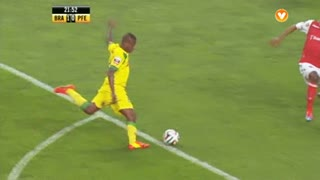 FC P.Ferreira, Jogada, Jean Seri aos 21'