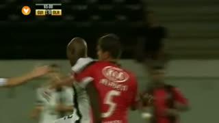 SC Olhanense, Jogada, Sebastian Mladen aos 65'
