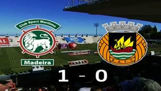 I Liga (30ªJ): Resumo Marítimo M. 1-0 Rio Ave FC