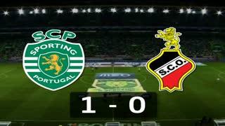 Liga (19.ª J): Resumo Sporting 1-0 Olhanense