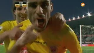 GOLO! FC Arouca, Roberto aos 33', Vitória SC 0-2 FC Arouca