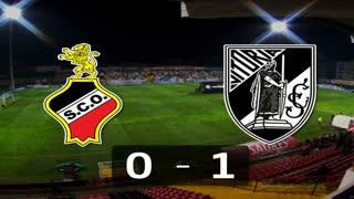 I Liga (16ªJ): Resumo SC Olhanense 0-1 Vitória SC