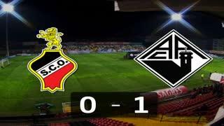 Liga (10ª J): Resumo Olhanense 0-1 Académica