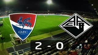 I Liga (1ªJ): Resumo Gil Vicente FC 2-0 A. Académica