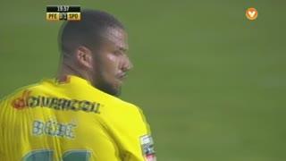 FC P.Ferreira, Jogada, Bebé aos 20'