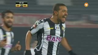 GOLO! CD Nacional, Claudemir aos 7', Vitória SC 0-1 CD Nacional