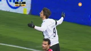 GOLO! Vitória SC, Tomané aos 5', SC Olhanense 0-1 Vitória SC