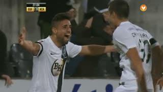 GOLO! Vitória SC, Marco Matias aos 27', Vitória SC 1-0 A. Académica