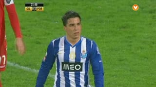 FC Porto, Jogada, Josue aos 22'
