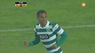 Sporting CP, Jogada, Carrillo aos 72'