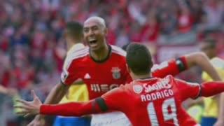 GOLO! SL Benfica, Luisão aos 6', SL Benfica 1-0 Estoril Praia