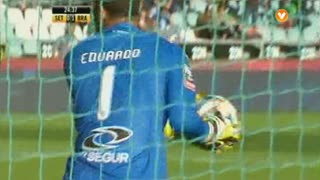 SC Braga, Jogada, Dani Soares aos 24'
