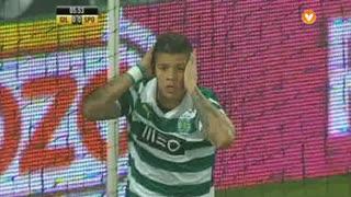 Sporting CP, Jogada, Marcos Rojo aos 6'
