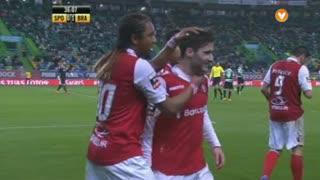 GOLO! SC Braga, Rui Patrício (p.b.) aos 36', Sporting CP 0-1 SC Braga