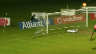 GOLO! Marítimo M., Héldon aos 80', FC Arouca 1-2 Marítimo M.