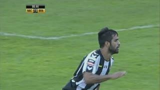 GOLO! CD Nacional, Candeias aos 86', CD Nacional 3-0 SC Braga