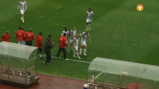 GOLO! SC Olhanense, Paulo Sérgio aos 55', A. Académica 1-1 SC Olhanense