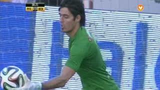 SL Benfica, Jogada, Maxi Pereira aos 38'
