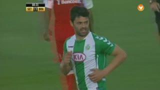 Vitória FC, Jogada, Ramón Cardozo aos 80'