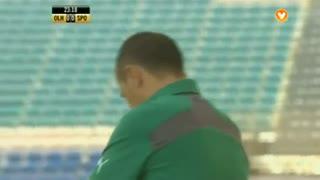 Sporting CP, Jogada, Montero aos 23'
