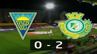 I Liga (9ª J): Resumo Estoril 0-2 V. Setúbal