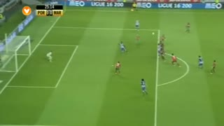 FC Porto, Jogada, Jackson aos 25'