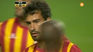 Sporting CP, Jogada, Wilson Eduardo aos 49'