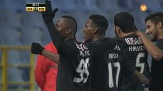 GOLO! A. Académica, Fernando Alexandre aos 44', A. Académica 1-0 FC Porto