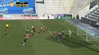 SL Benfica, Jogada, Garay aos 12'