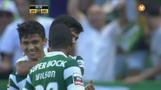 GOLO! Sporting CP, Montero aos 70', Sporting CP 4-1 FC Arouca