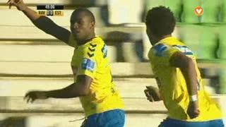 GOLO! Estoril Praia, Luís Leal aos 50', Rio Ave FC 0-1 Estoril Praia