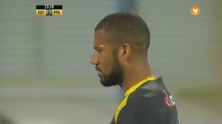 FC P.Ferreira, Jogada, Bebé aos 15'