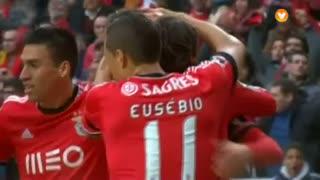 GOLO! SL Benfica, Rodrigo aos 13', SL Benfica 1-0 FC Porto