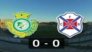 I Liga (8ªJ): Resumo Vitória FC 0-0 Os Belenenses