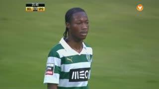 Sporting CP, Jogada, Carlos Mané aos 21'