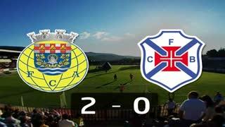 I Liga (15ªJ): Resumo FC Arouca 2-0 Os Belenenses