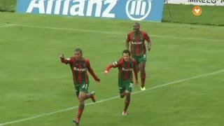 GOLO! Marítimo M., Derley aos 32', FC P.Ferreira 0-1 Marítimo M.
