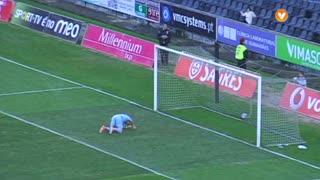 GOLO! Vitória SC, Barrientos aos 9', Vitória SC 1-0 Rio Ave FC