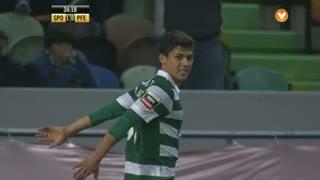 Sporting CP, Jogada, Montero aos 34'